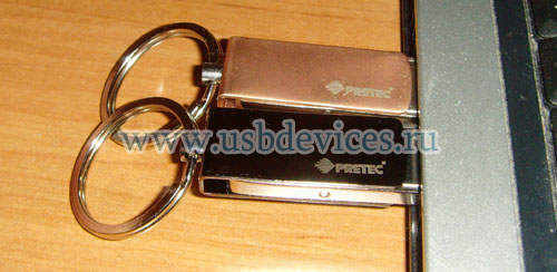 Pretec i-Disk Swing и Pretec i-Disk Reflection