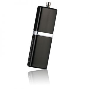 Silicon Power LuxMini 710 черный 1Gb