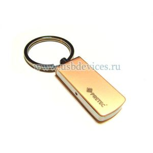 Pretec i-Disk Reflection Champagne 1Gb ― www.usbdevices.ru
