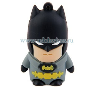 "Накопитель USB ""Batman"" 8Гб ― www.usbdevices.ru"