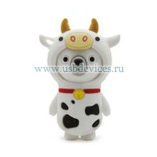 Pretec i-Disk Kappi 16Gb Cow ― www.usbdevices.ru