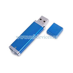 PF001 4Gb Синий ― www.usbdevices.ru