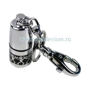 Pretec i-Disk Bullet Secure 2GB ― www.usbdevices.ru